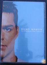 DVD - Ricky Martin - The Ricky Martin Video Collection