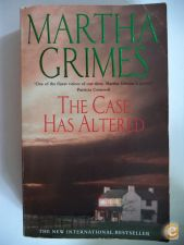 The Case Has Altered - Martha Grimes