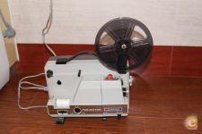 projector de filmes super 8 mm