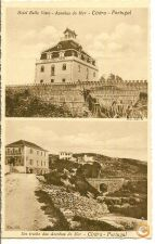 Sintra AZENHAS DO MAR Hotel Bella Vista 1929