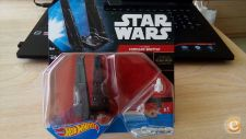 HOT WHEELS - STAR WARS   COMMAND SHUTTLE      NOVO