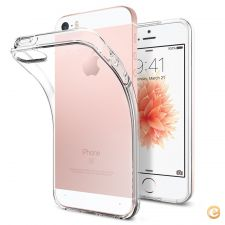 Capa Ultra Fina Silicone Gel TPU Transparente para iPhone 5s