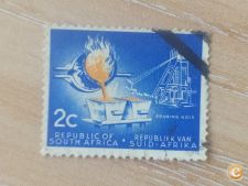 AFRICA DO SUL - SCOTT 257