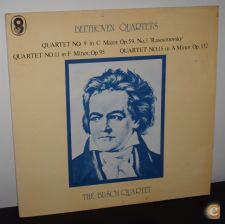 The Busch Quartet / Beethoven | Beethoven Quartets [2LP]