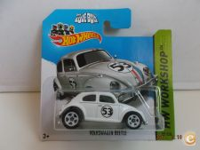 2014 Hot Wheels   191. Volkswagen Beetle Herbie