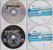 [4CD] VA - Best Of Trance Vol. 2 + Acid Flash Vol. 9