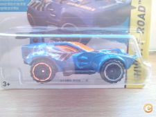 2015 HOT WHEELS - STING ROD 2           *NOVO*