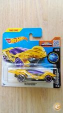 2016 HOT WHEELS - BLITZSPEEDER           *NOVO*