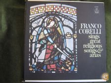 Franco Corelli Sings Great Religious Songs & Arias-Opera-LP