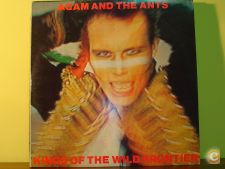 ADAM AND THE ANTS- KINGS OF THE WILD FRONTIER (vinil ALBUM)