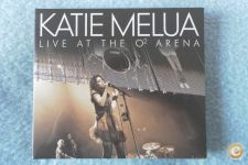 CD *Katie Melua (ao vivo): Live at the O2 Arena* SELADO
