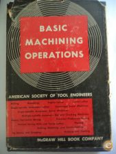 Basic Machining Operations (1ªed.1951)