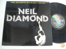 NEIL DIAMOND 20 Golden Greats Vinil LP