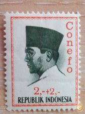INDONESIA - SCOTT B168