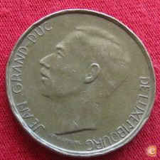 Luxemburgo 20 francs 1980 KM# 58 Luxembourg