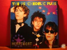 """The Psychedelic Furs - Heartbeat / New Wave / EX / 12"""" Maxi"""