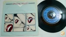 "SPANDAU BALLET She Loved Like Diamond 7""Single"