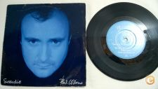 "PHIL COLLINS Sussudio 7""Single"