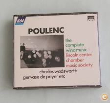 2 CD_POULENC – THE COMPLETE WIND MUSIC & PIANO.