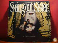 Swing Out Sister - It's Better To Travel / VG Plus / Lp / UK
