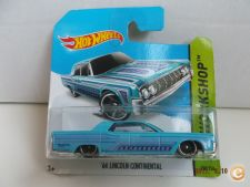 2014 Hot Wheels  208. `64 Lincoln Continental