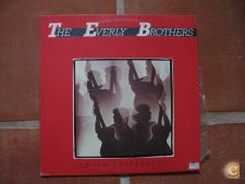 THE EVERLY BROTHERS. BORN YESTERDAY.  LP.