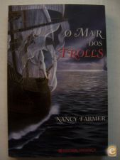 O MAR DOS TROLLS - NANCY FARMER