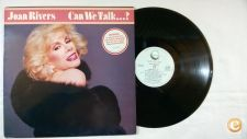 JOAN RIVERS Can We Talk...? Vinil lp