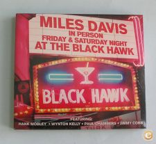 2CD_MILES DAVIS IN PERSON, FRIDAY & SATURDAY AT THE BLACK HA