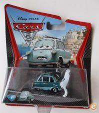 Cars 2 - Professor Z