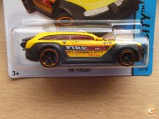 2014 HOT WHEELS - HW PURSUIT  BOMBEIROS   1/64  *NOVO*