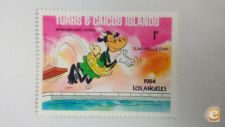 TURKS & CAICOS - SCOTT 620   ( DISNEY )