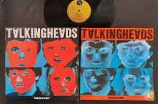 TALKING HEADS 1980 PORTUGAL 33 LP *REMAIN IN LIGHT*