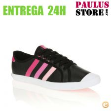 Sapatilha Adidas Adria Low Sleek Preto Novas Originais