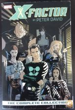 X-Factor by Peter David: The Complete Collection Volume 1