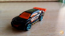 2016 HOT WHEELS - LOOP COUPE    STUNT  LOOSE NOVO