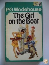 The Girl on the Boat - P G Wodehouse