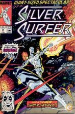 silver surfer 25