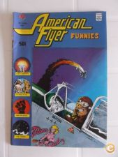 American Flyer Funnies nº1