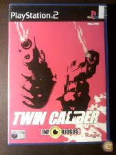 TWIN CALIBER PS2 COMPLETO