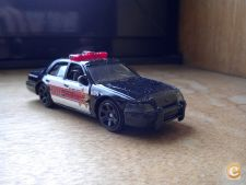 MATCHBOX - FORD CROWN VICTORIA - POLICE