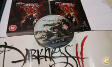 The Darkness II Limited Edition c/ poster - Bom estado - PS3