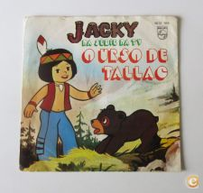JACKY, O URSO DE TALLAC (TEMA ORIGINAL SÉRIE DA TV) (SINGLE)