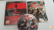 Dead Island - Special Edition - Bom estado - PS3