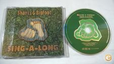 SHANKS & BIGFOOT Sing A Long CD Single