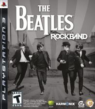 THE BEATLES ROCKBAND-COMO NOVO