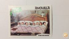 ANGUILLA - SCOTT 453   ( DISNEY )