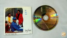 SURFACE The First Time CD Single 4 Tracks