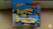 2016 HOT WHEELS - 4WARD SPEED   TREASURE HUNT  *NOVO*
