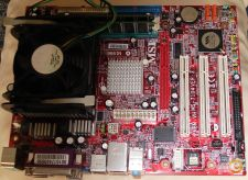 Motherboard MSI PM8M-VH